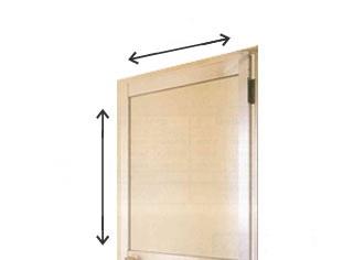 框ドア画像